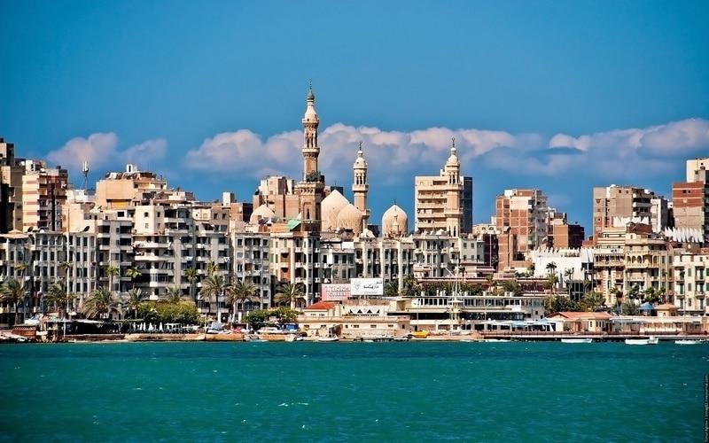 Курорт Мерса-Матрух, Єгипет