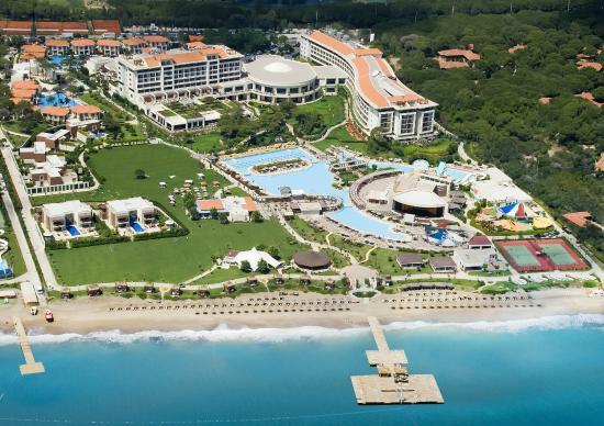 Туреччина, Ela Quality Resort Hotel 5*