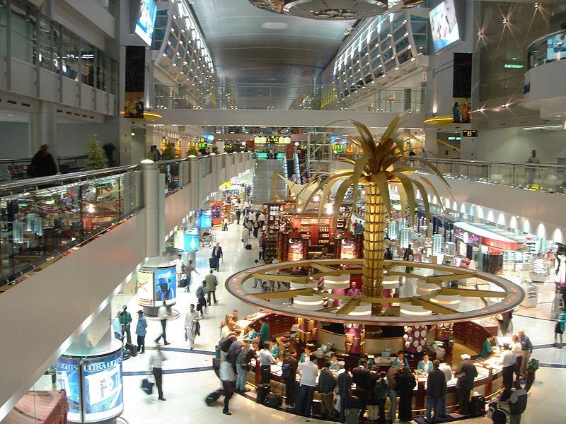 Що можна купити в аеропорту Дубай?