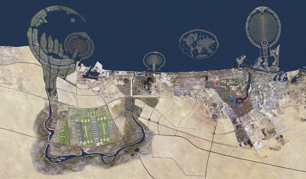 Які розваги пропонують Дубаї?