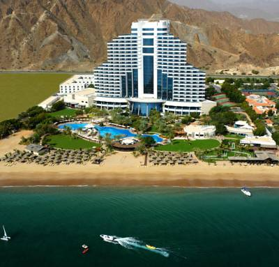 ОАЕ, Le Meridien Al Aqah Beach Resort 5*