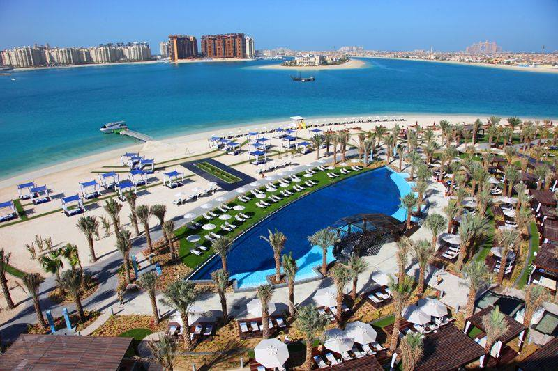 ОАЕ, RIXOS THE PALM DUBAI 5*