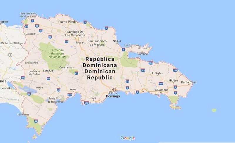 Домініканська республіка. Загальна інформація для туристів