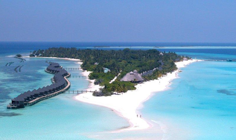 Найкращі готелі Мальдів