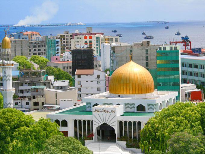 Столиця Мальдів – Мале. Що подивитись?