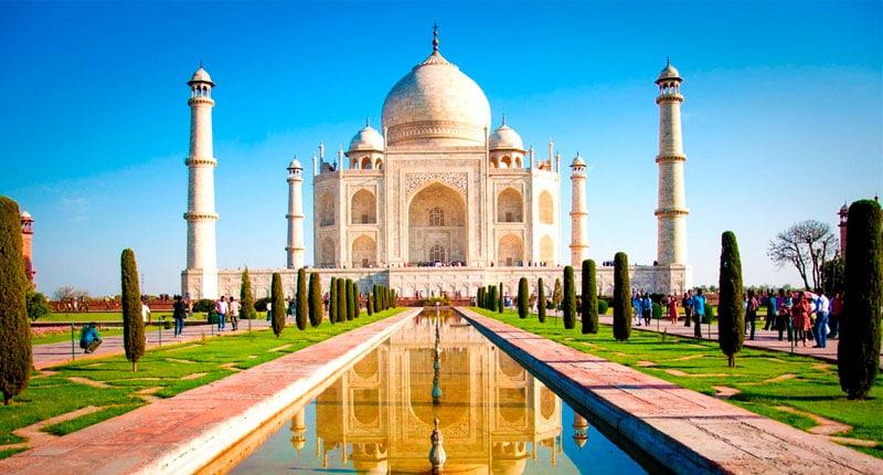Тадж Махал – найвідоміша культурна пам'ятка Індії