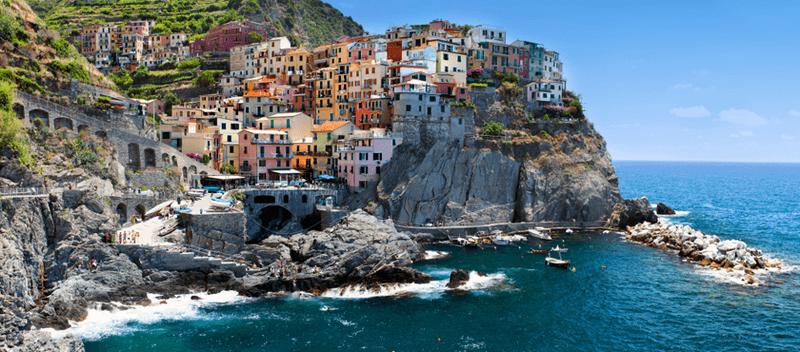 Куди поїхати в Італії навесні