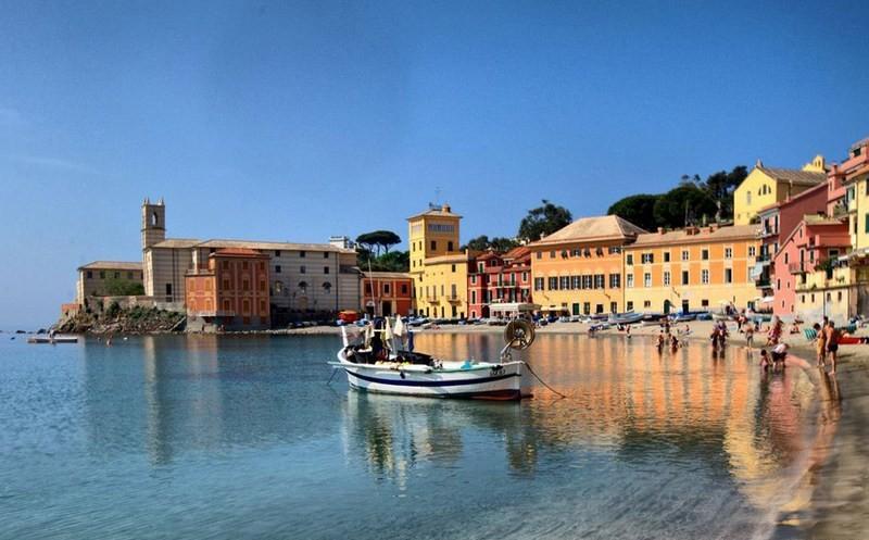 Популярні морські курорти Італії