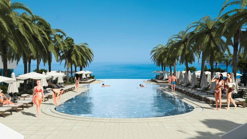 Туреччина,Michell Hotel 5*