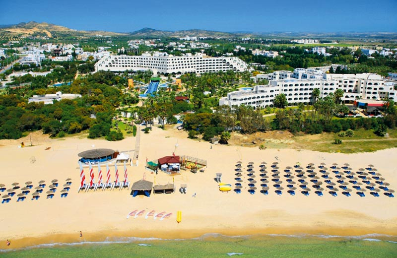 Туніс, MAGIC HOLIDAY VILLAGE MANAR 5*