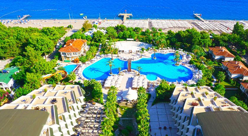 Туреччина, Queen's Park Tekirova Resort & SPA 5*