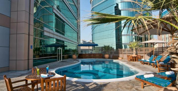 Дубай, City Seasons Towers 4*