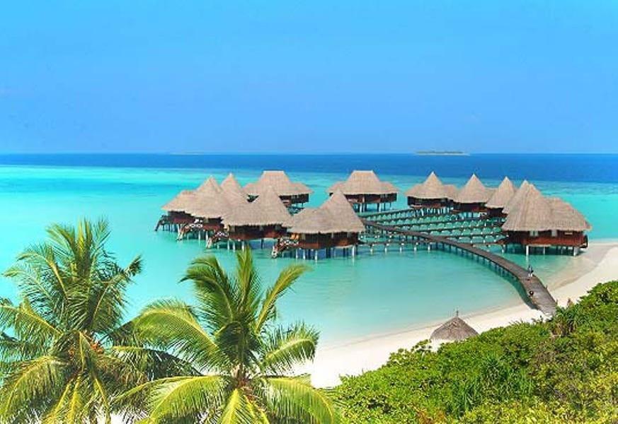 Мальдіви, Coco Palm Dhuni Kolhu 5*