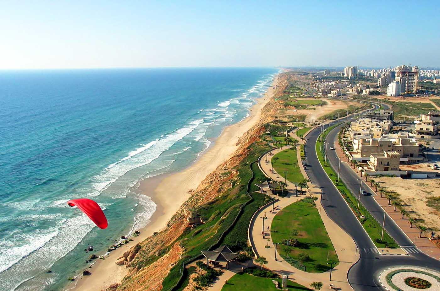 Найкращі Пляжі в Натанії, Ізраїль