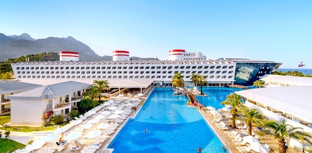 Туреччина, Transаtlantik Hotel 5*