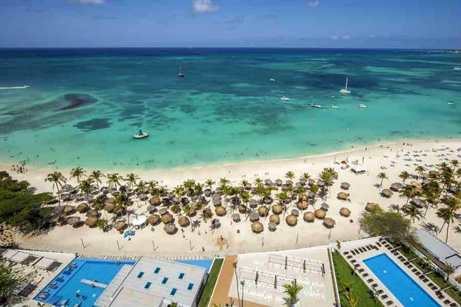 Казковий острів Аруба, Riu Antillas 5*