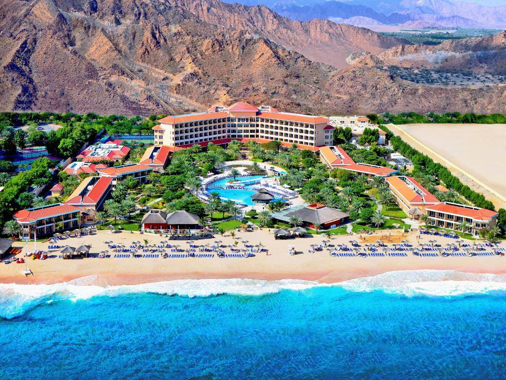 ОАЕ, Fujairah Rotana Resort & Spa 5*