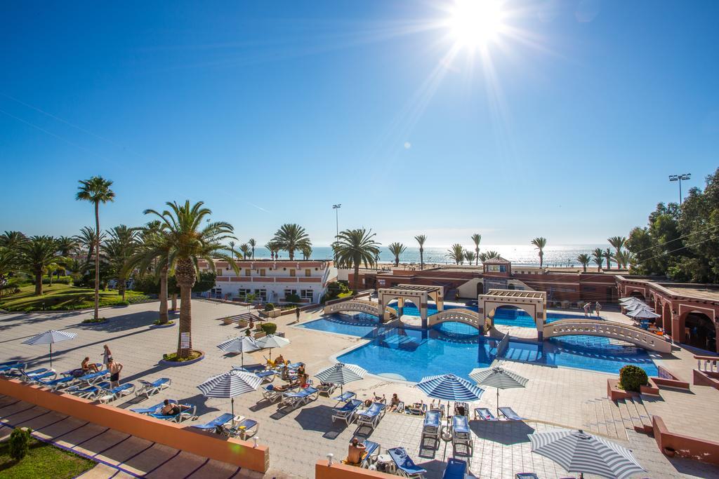 Марокко, AL MOGGAR GARDEN BEACH 3*