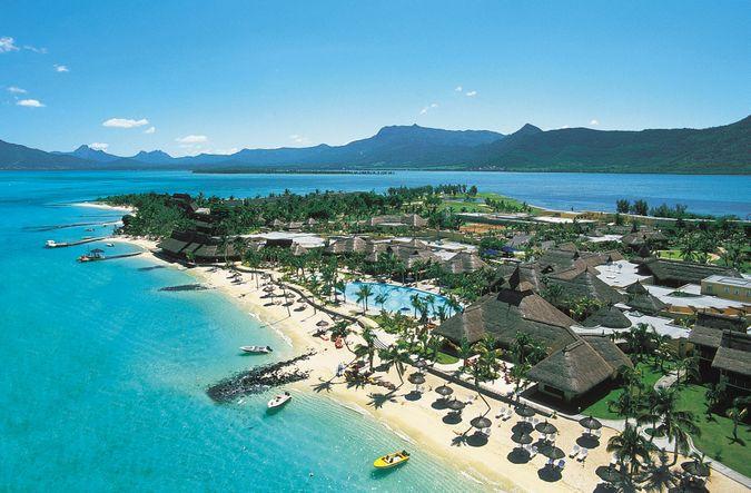 Маврикій, Le Palmiste Resort & Spa 3*