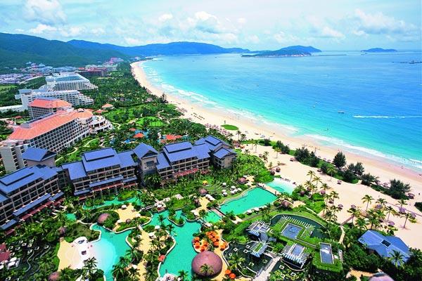 Тропічний острів Хайнань